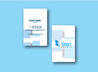 Business Card Smart Agency